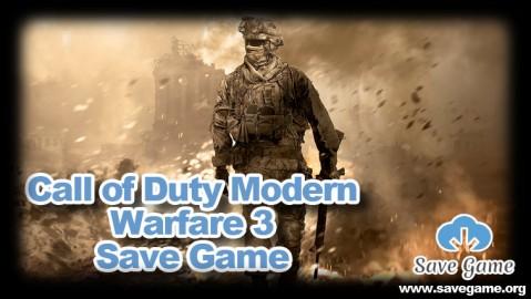 Mw3 pc save game